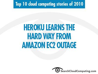 Heroku suffers Amazon EC2 outage