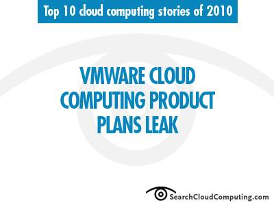 VMware vCloud Director plans leak