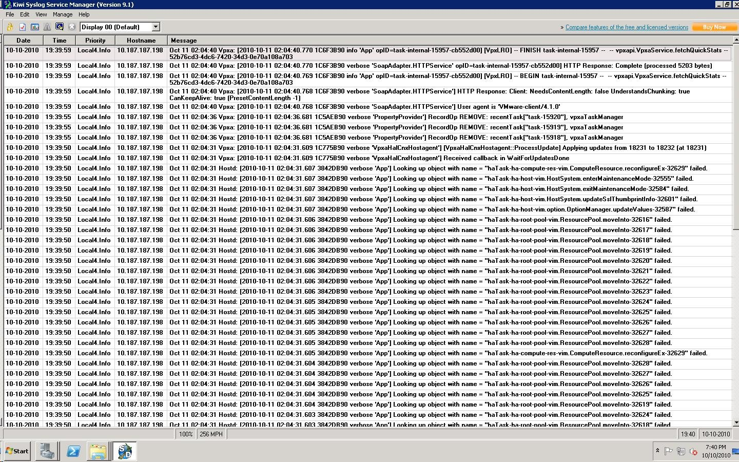 Windows Event Log To Syslog