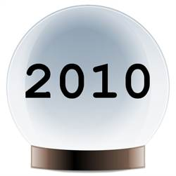 2010 predictions crystal ball
