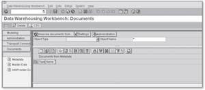 Document Management Tool in SAP NetWeaver BW