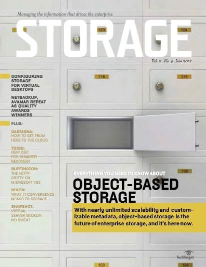 Everything you needed to know about object-based storage