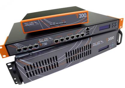 Talari Networks' Mercury Adaptive Private Networking (APN) appliances