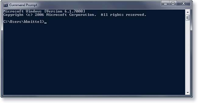 Write a cmd file