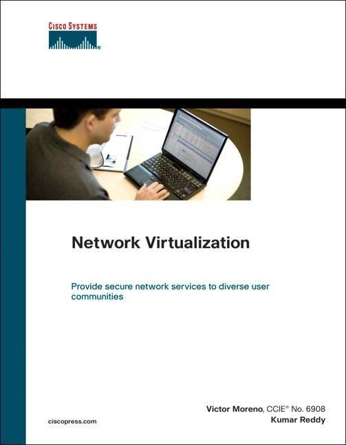 Network Virtualization book cover