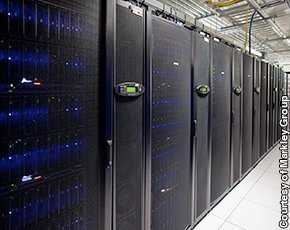 Markley data center infrastructure