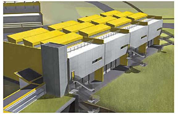 Chillerless data center