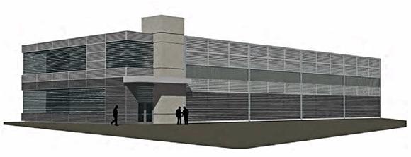 Air-cooled data center