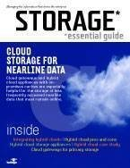 Hybrid cloud solutions for nearline storage