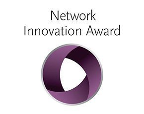 Network Innovation Award logo CM