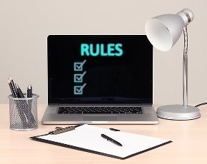 Do predefined DLP rules prevent compliance violations?