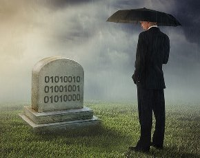 Gaging the compliance risk of running end-of-life software