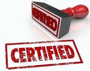 Optionen zur Zertifizierung der Informationssicherheit