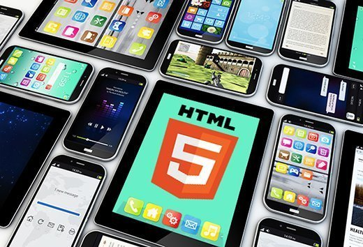 HTML5 for mobile apps