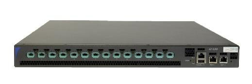 The Layer 1 devices in Fiber Mountain's Glass Core architecture include its Optical Path Exchange switch, seen here.