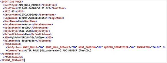 SQL Server Security Audit Code 1