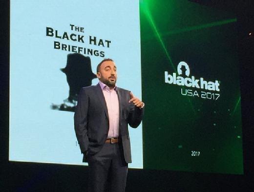 Alex Stamos, Facebook CSO, gives Black Hat USA 2017 keynote
