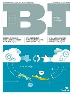 BI projects play key role in improving business and IT alignment