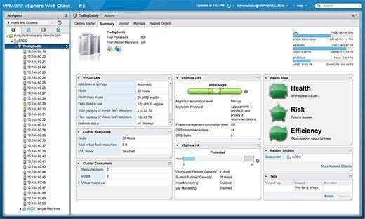 VMware Virtual SAN 5.5 2014 POY
