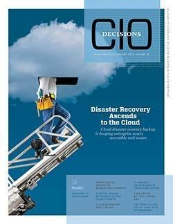 Disaster recovery ascends to the cloud