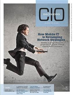 How Mobile IT is Revamping Network Strategies
