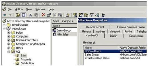Mike sales virtual desktop