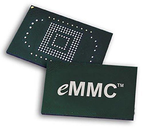 eMMC chip image