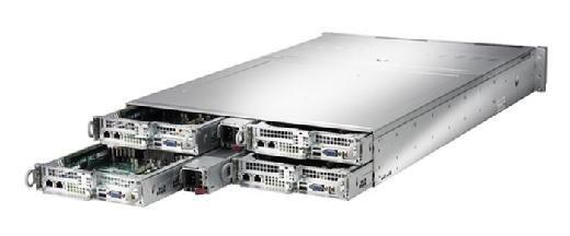 NetApp HCI appliance back-end view
