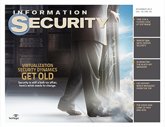 Virtualization security dynamics get old, changes ahead