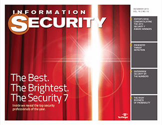 2013 Security 7 award winners revealed