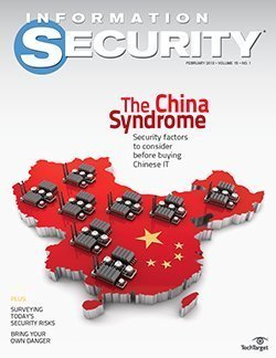 The China Syndrome: Security factors to consider before buying Chinese IT