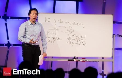 Andrew Ng, Stanford, AI, state of AI, deep learning, EmTech