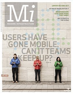 Modern Infrastructure: We're mobile. Now what?