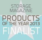 Storage Products of the Year 2013 finalists