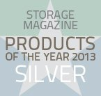 Storage Products of the Year 2013 silver winner