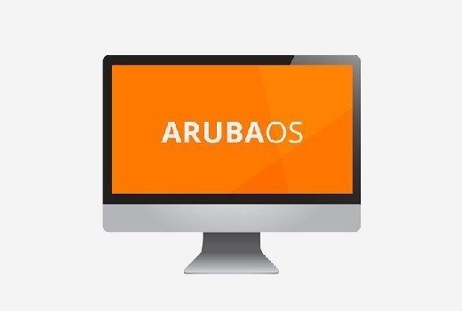Aruba Networks ArubaOS product image