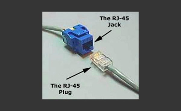 RJ 45_jack plug_desktop straight through cable learn about utp wiring and color coding leviton gigamax 568 wiring diagram at bayanpartner.co