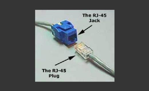 Straight through cable Learn about UTP wiring and color