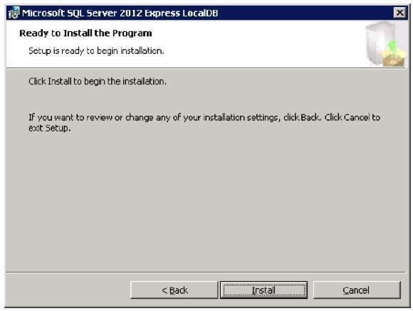 SQL Server LocalDB 3