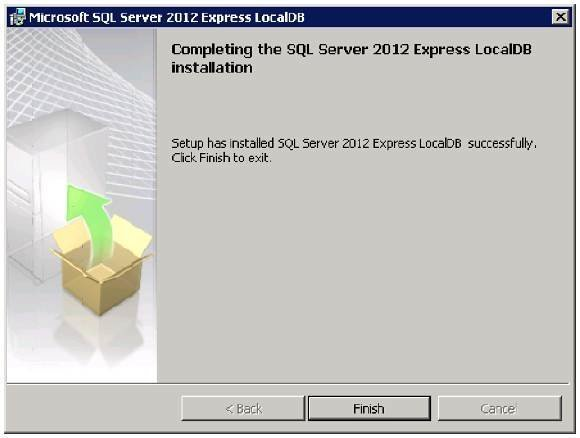 how to tell if sql server express is installed