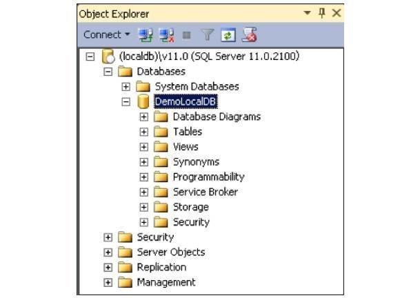 SQL Server LocalDB 7