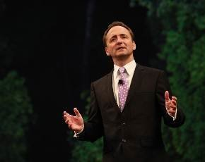 Jim Hagemann Snabe gives keynote at SapphireNow 2012
