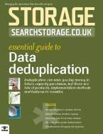 essential guide to data deduplication: sorting through dedupe choices