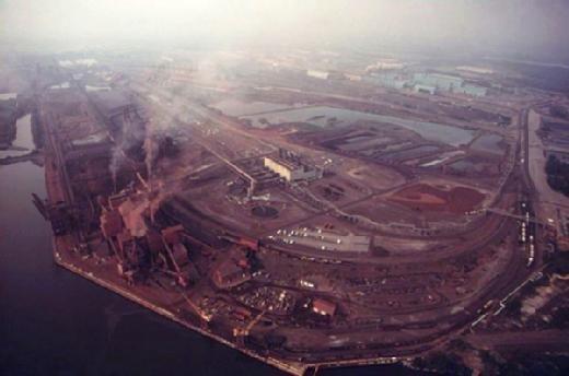Failess Steel Mill