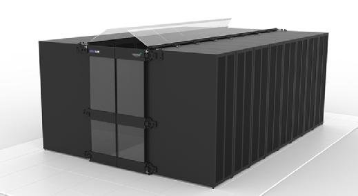 What Is Baffle Data Center Hot Aisle Containment