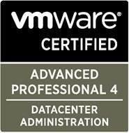 VMware Certified Advanced Professional
