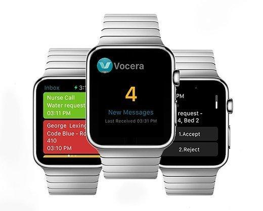 Vocera app