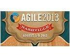 Agile 2013 conference Nashville logo