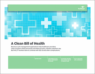 Revenue Cycle Management Cleans Up Clinical Documentation
