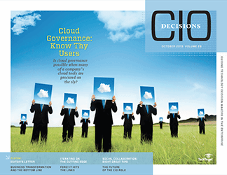 Oct. CIO Decisions